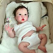 Куклы Reborn ручной работы. Ярмарка Мастеров - ручная работа Asian Младенец из силикона 55 см. Handmade.