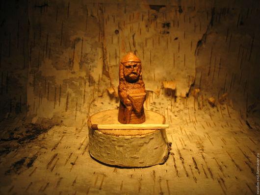 Чур Древнего Языческого Бога Святогора. Хранитель Неба