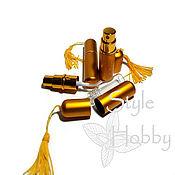 Материалы для творчества handmade. Livemaster - original item A bottle of perfume 5 ml spray. Handmade.