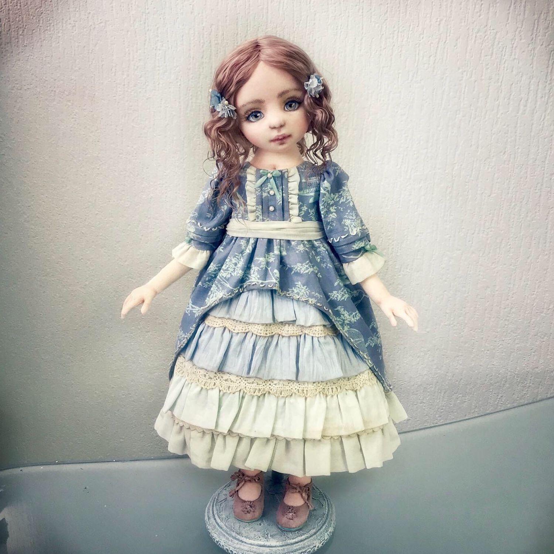 Аделия, Шарнирная кукла, Пермь,  Фото №1