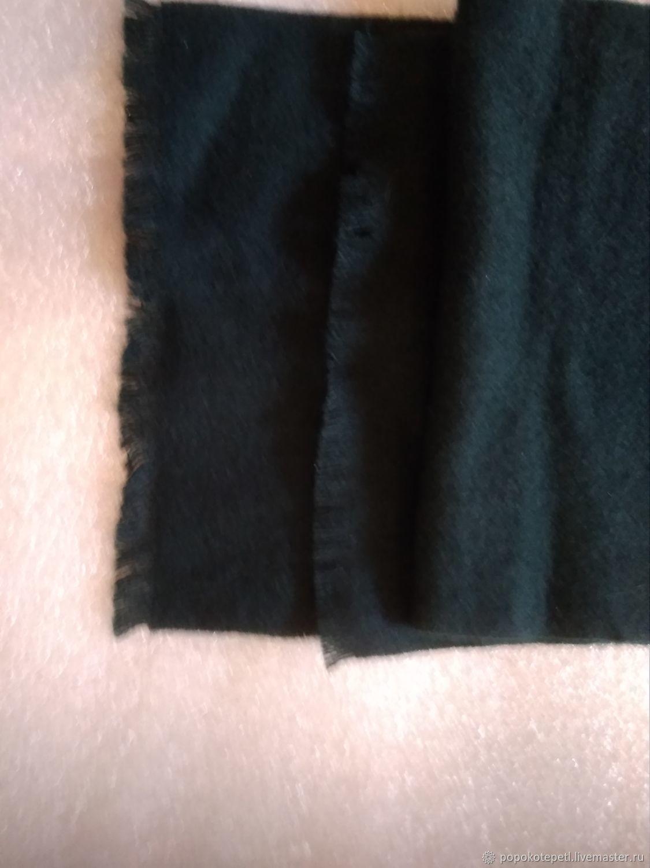 Vintage scarf, 100% wool, vintage Germany, Vintage accessories, Novorossiysk,  Фото №1