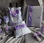 Свадебный салон handmade. Livemaster - original item Bridal set. Handmade.