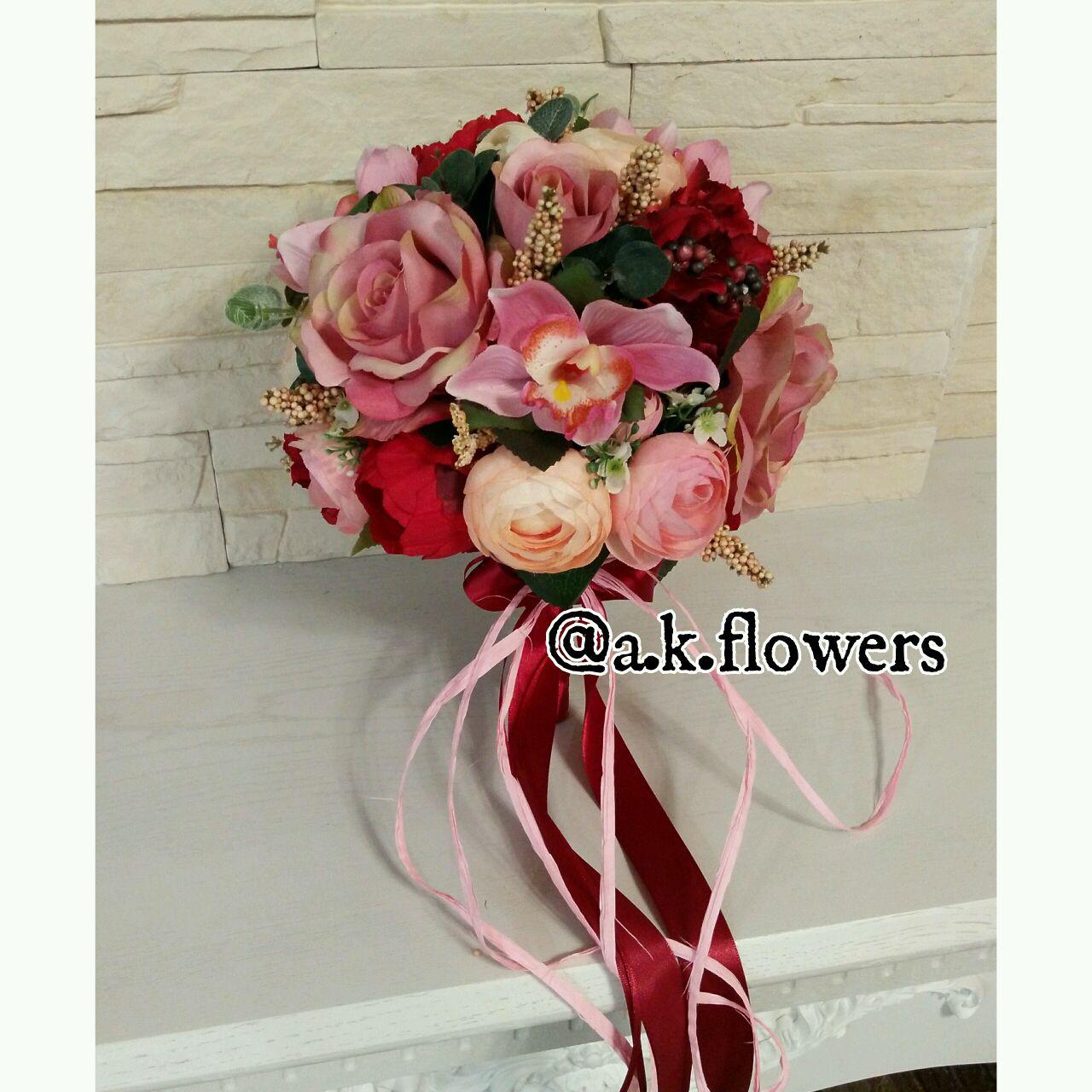 Вырастить розы, лучший букет для невесты из искусственных цветов алматы