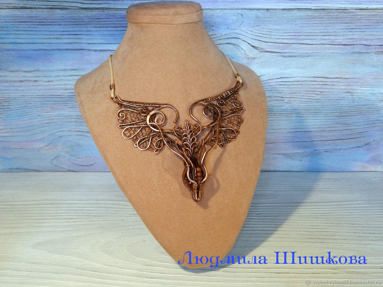 necklace 'Dragon', Necklace, Mezhdurechensk,  Фото №1