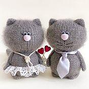 Куклы и игрушки handmade. Livemaster - original item The couple Gregory and Varvaruca.. Handmade.