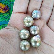 Материалы для творчества handmade. Livemaster - original item 425A Pearls beautiful, natural, 12-13mm. Price for 1 piece. Handmade.