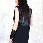 Одежда ручной работы. Ярмарка Мастеров - ручная работа Жилет Exclusive Style. Handmade.