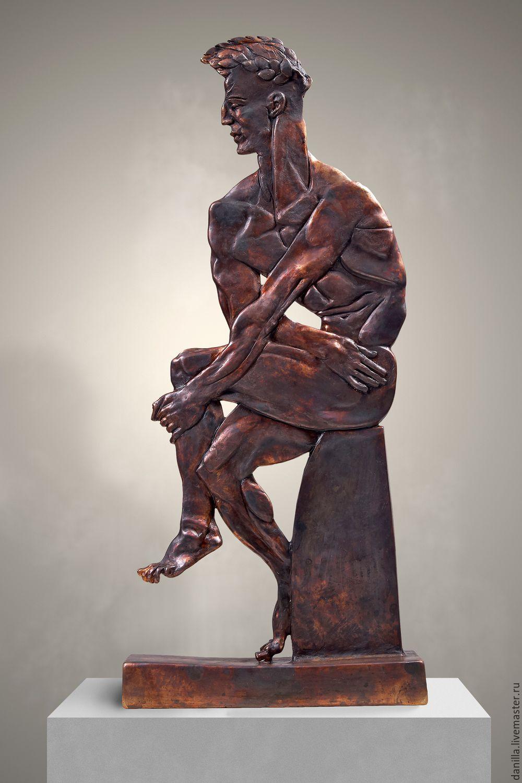 """""""Мечтатель"""".  002, Статуэтки, Москва, Фото №1"""