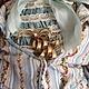 """Винтажные украшения. Цветочная брошь """"Ярусный букет"""" от Kramer (США), винтаж 60-е годы. Волшебные винтажинки (Анна). Ярмарка Мастеров."""
