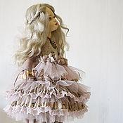 Куклы и игрушки handmade. Livemaster - original item lisa. Handmade.