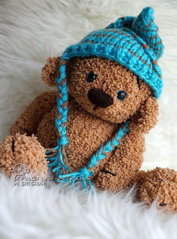Bear TEPCO, Stuffed Toys, Novosibirsk,  Фото №1