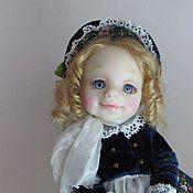 Куклы и игрушки ручной работы. Ярмарка Мастеров - ручная работа Мадемуазелька Вероня. Handmade.