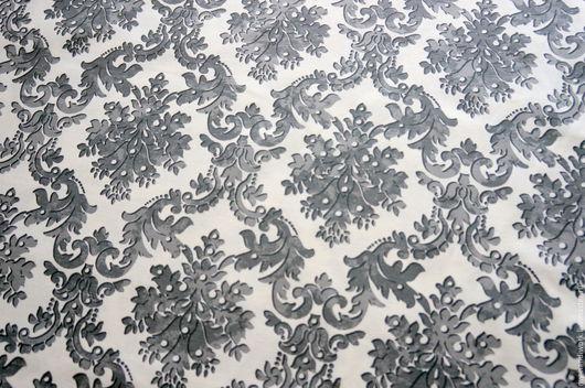 Шитье ручной работы. Ярмарка Мастеров - ручная работа. Купить Ткань хлопок с покрытием TEFLON 041744-28. Handmade. Серый