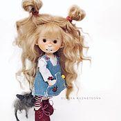 Куклы и пупсы ручной работы. Ярмарка Мастеров - ручная работа Кукла авторская текстильная. Handmade.