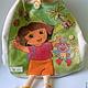 Рюкзаки ручной работы. Рюкзачок для юной модницы /подарок девочке/ для детей/ Сумочка для дев. Мартынова Светлана: toys@bags. Ярмарка Мастеров.