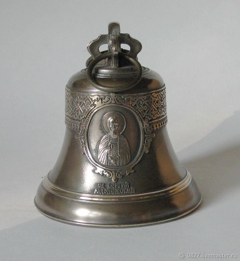 Колокол на подставке, Колокольчики, Воронеж,  Фото №1