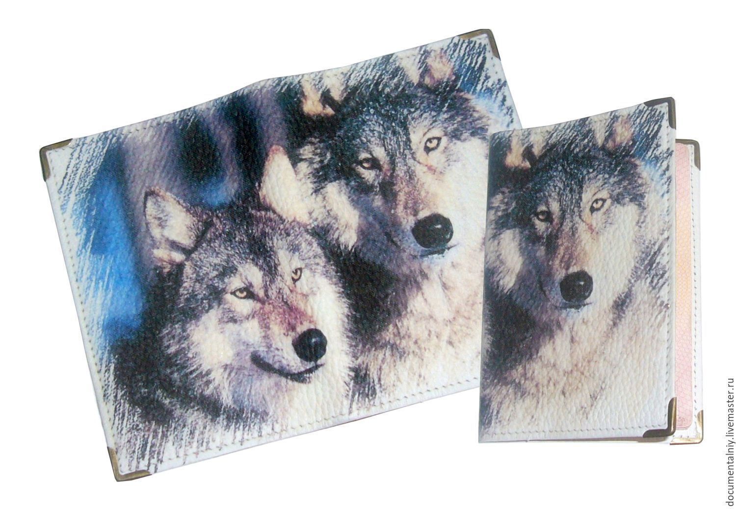 Cover (skin), a series of 'WOLVES', Cover, Obninsk,  Фото №1