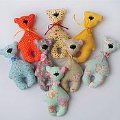 Куклы и игрушки ручной работы. Ярмарка Мастеров - ручная работа Мини мишка. Handmade.