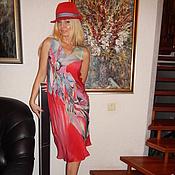 Одежда ручной работы. Ярмарка Мастеров - ручная работа платье по косой Тайная страсть. Handmade.