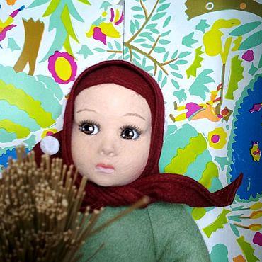 Винтаж ручной работы. Ярмарка Мастеров - ручная работа Кукла Роща от Lenci. Италия.. Handmade.