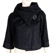 Одежда handmade. Livemaster - original item Fantasy jacket made of natural wool. Handmade.