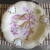Винтаж handmade. Livemaster - original item Gorgeous dish ivory, Tirschenreuth, Germany, 1969. Handmade.