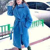 Одежда handmade. Livemaster - original item coat oversize