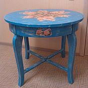 Для дома и интерьера ручной работы. Ярмарка Мастеров - ручная работа Стол круглый. Handmade.