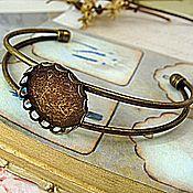 Материалы для творчества handmade. Livemaster - original item The basis for the bracelet 20,25 mm. Art.OB21. Handmade.