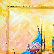 Фоторамки ручной работы. Ярмарка Мастеров - ручная работа Авторская рама Кантри с росписью в продолжение фона. Рама на заказ. Handmade.