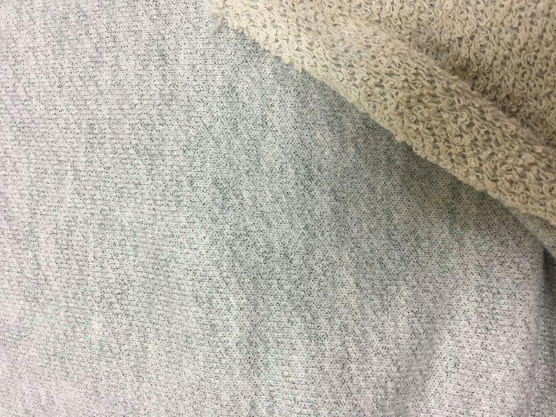 Ткань футер, Ткань, Пушкино, Фото №1
