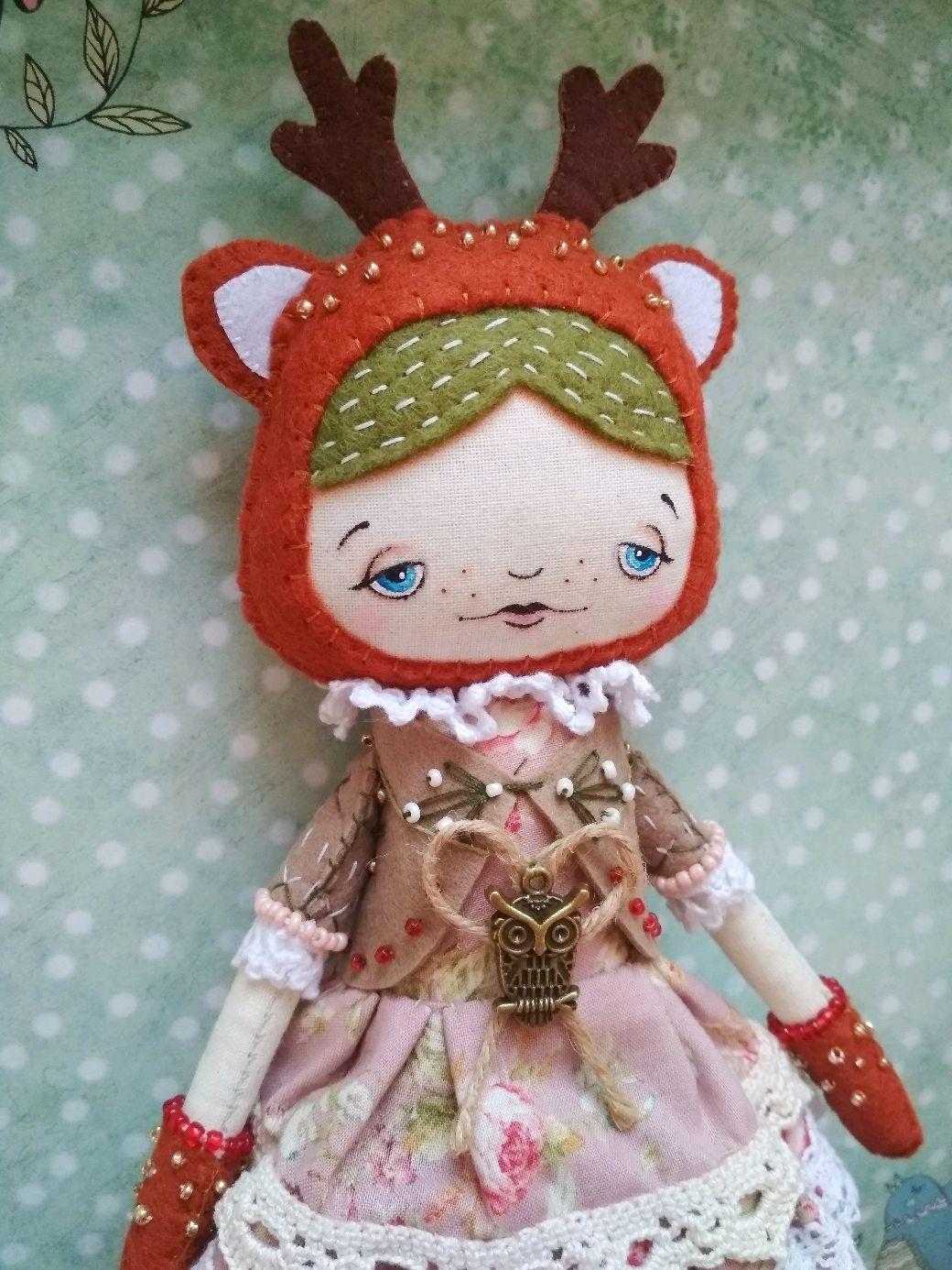 Кукла Олеша, Куклы и пупсы, Санкт-Петербург,  Фото №1