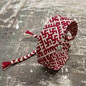 """Украшения ручной работы. Ярмарка Мастеров - ручная работа Фенечка """"Свасти-2"""". Handmade."""
