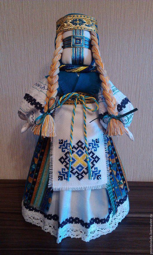 Народные куклы ручной работы. Ярмарка Мастеров - ручная работа. Купить Мадьярочка. Handmade. Кукла-оберег, лялька, мотанка подарок