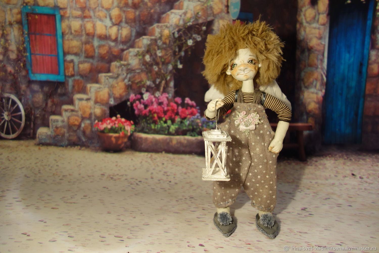 Ангел домашнего уюта, Будуарная кукла, Москва,  Фото №1