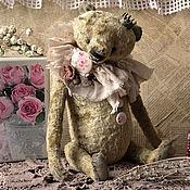 Куклы и игрушки ручной работы. Ярмарка Мастеров - ручная работа Мишка тедди Стефан. Handmade.
