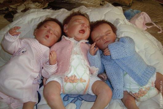Куклы-младенцы и reborn ручной работы. Ярмарка Мастеров - ручная работа. Купить Новорожденные, цена за одного малыша.. Handmade.