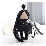 """Куклы и игрушки ручной работы. Ярмарка Мастеров - ручная работа Кукла интерьерная """"Black Queen"""". Handmade."""