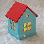 Для дома и интерьера handmade. Livemaster - original item Cozy house. Handmade.