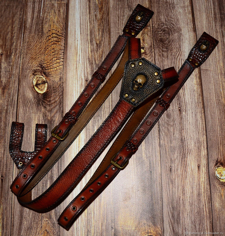 Suspenders men's, Straps, Moscow, Фото №1