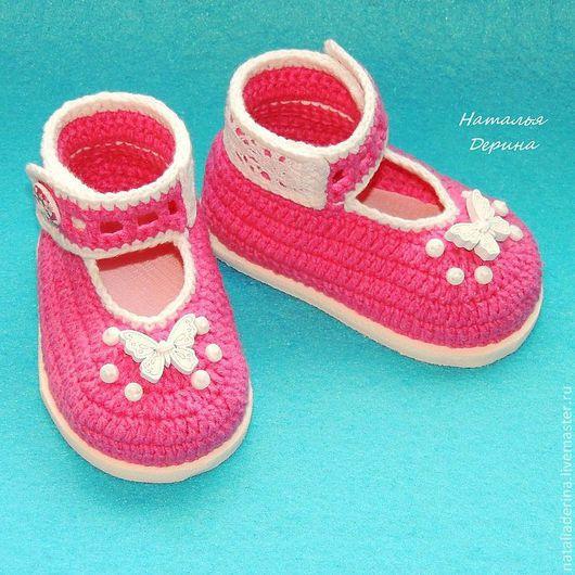 Обувь ручной работы, обувь, пинетки, обувь для детей, пинетки для девочки, обувь для дома, обувь для улицы, вязаная обувь, пинетки вязаные, пинетки крючком, вязаные пинетки, детская обувь