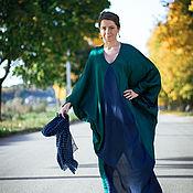 Одежда ручной работы. Ярмарка Мастеров - ручная работа Фэй Рэй - платье оригинального кроя. Handmade.