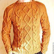 """Одежда ручной работы. Ярмарка Мастеров - ручная работа свитер """"Добрый"""". Handmade."""
