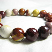 Украшения handmade. Livemaster - original item bracelet jasper, mukai