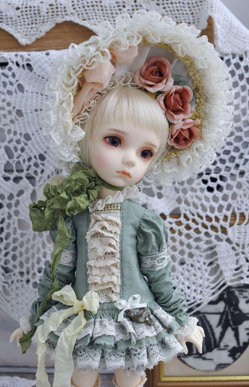 Наряд для куклы БЖД Имда 3.0, BJD iMda 3.0, Одежда для кукол, Таганрог,  Фото №1