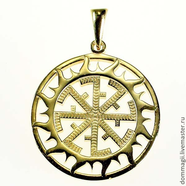 Torch gold, Amulet, Moscow,  Фото №1