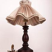 handmade. Livemaster - original item Table lamp JAM with lampshade. Handmade.
