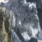 Одежда ручной работы. Ярмарка Мастеров - ручная работа Металлизация (бобр). Handmade.
