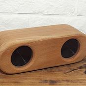 Музыкальные сувениры ручной работы. Ярмарка Мастеров - ручная работа Bluetooth колонка. Handmade.