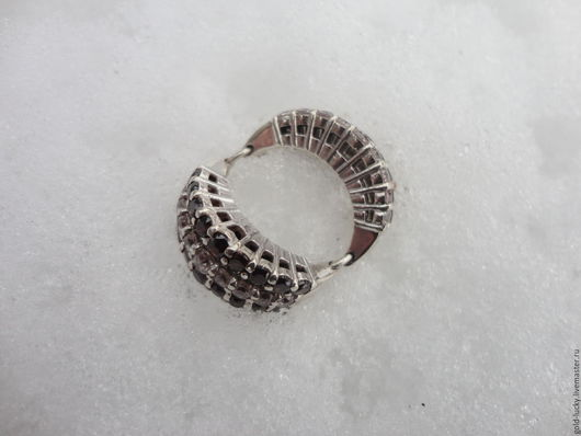 Кольца ручной работы. Ярмарка Мастеров - ручная работа. Купить Кольцо DAMIANI. Handmade. Серебряный, кольцо из серебра